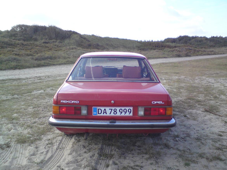 Opel Rekord E1 billede 5