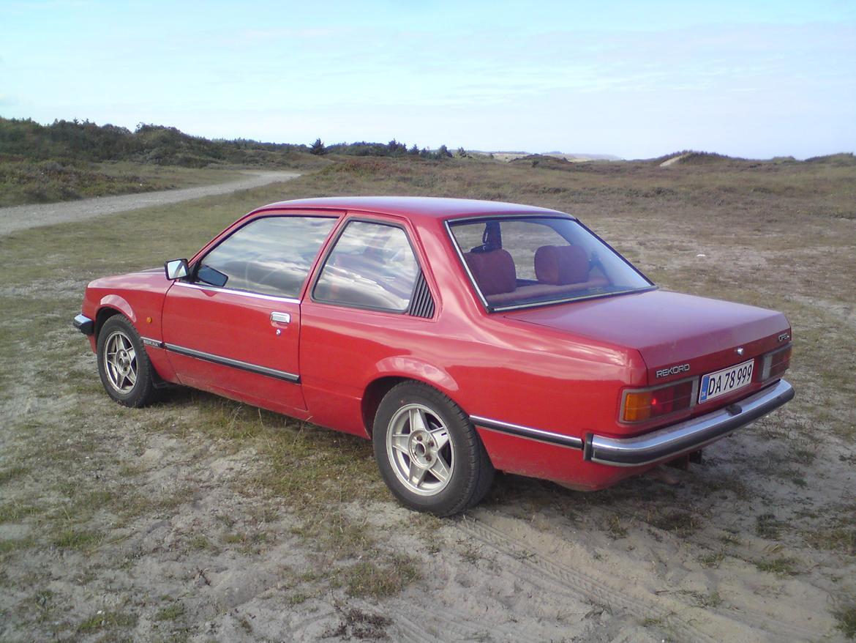 Opel Rekord E1 billede 6