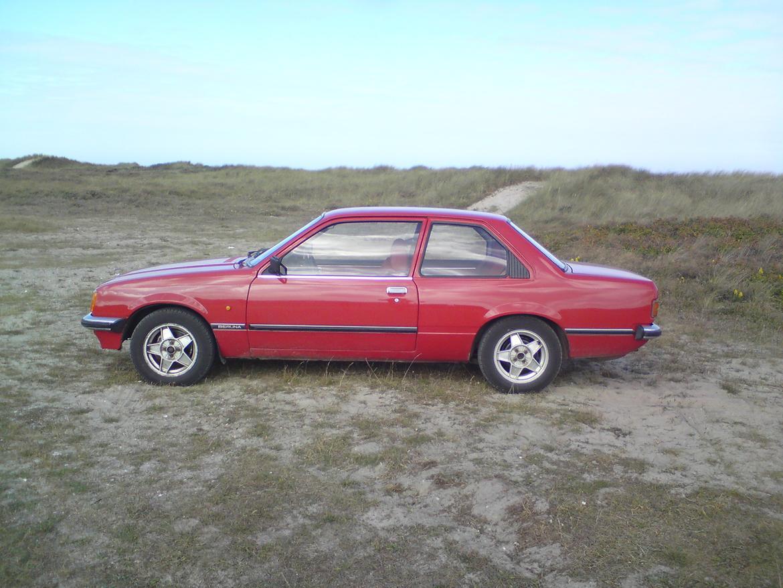 Opel Rekord E1 billede 7