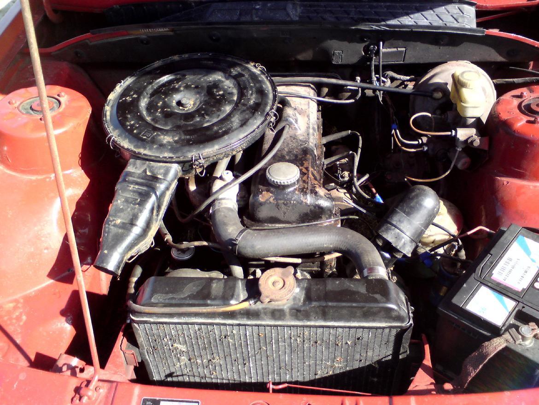 Opel Rekord E1 billede 13