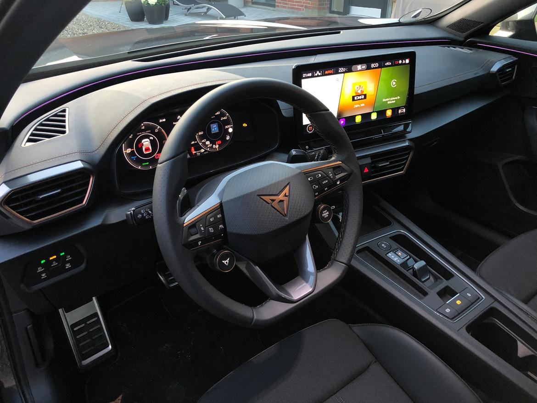 Seat Cupra formentor VZ e-hybrid 245HK billede 4