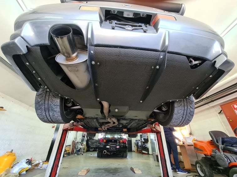 Nissan Skyline R34 GT-R V-spec II billede 11
