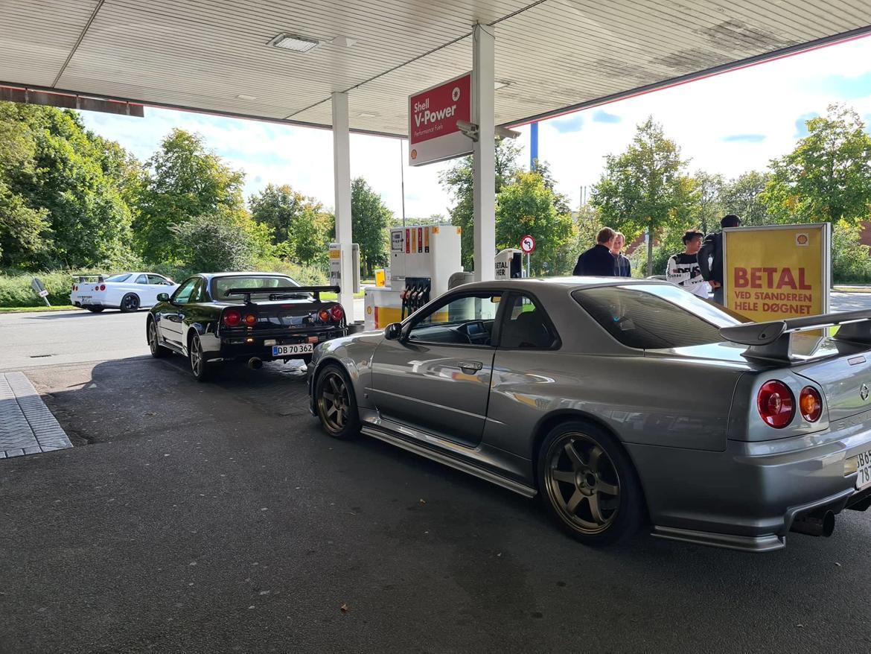 Nissan Skyline R34 GT-R V-spec II billede 9