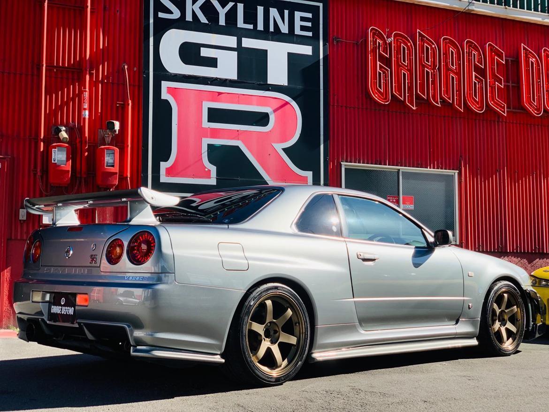 Nissan Skyline R34 GT-R V-spec II billede 1
