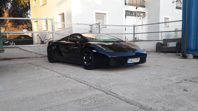 Lamborghini Gallardo billede 4