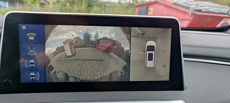 F S O Maxus Euniq - 360 graders kamera, som automatisk tændes ved blinklys og lav hastighed hvor det relevante kamera tændes som blindvinkel billede 6