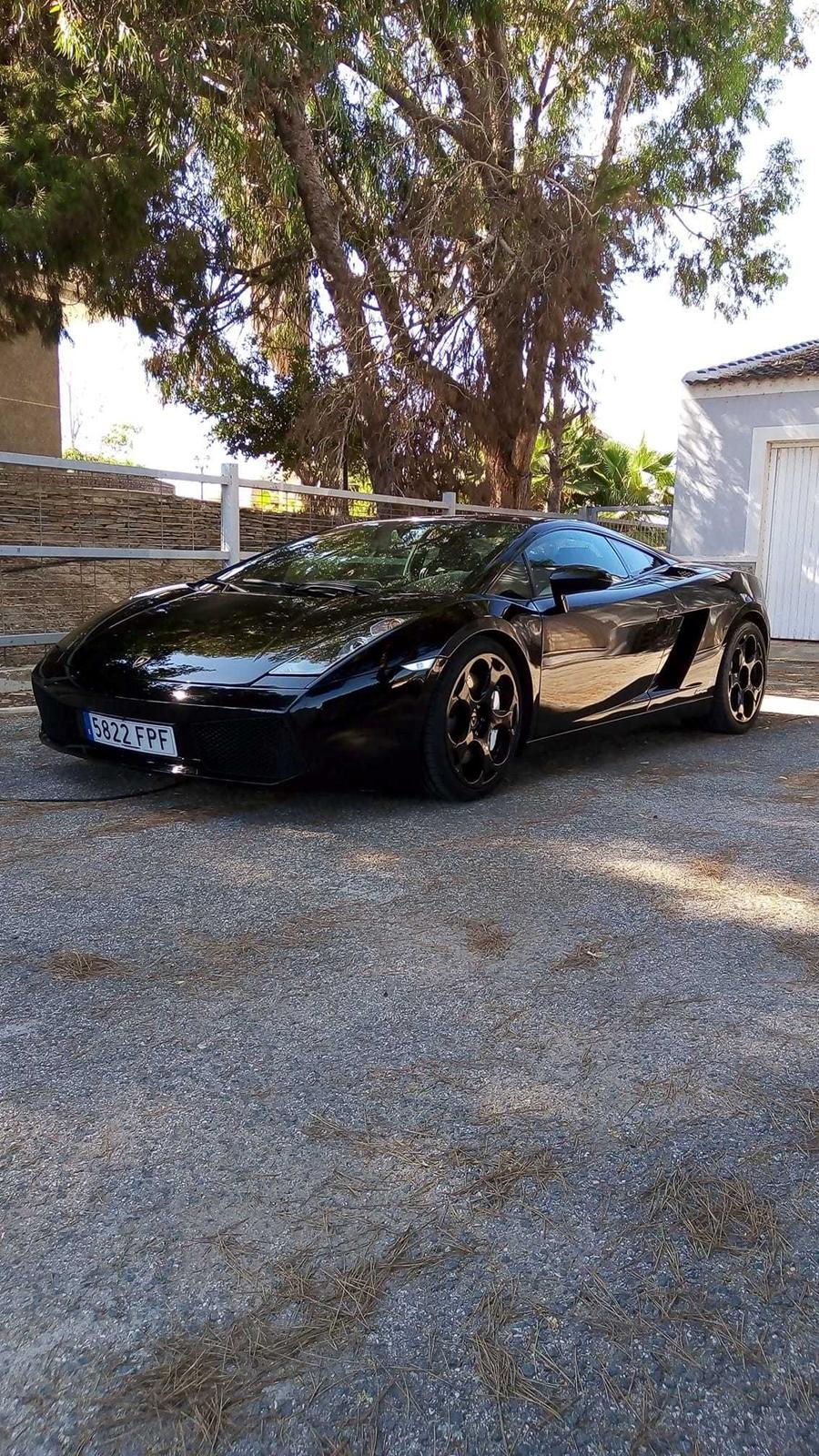 Lamborghini Gallardo billede 3