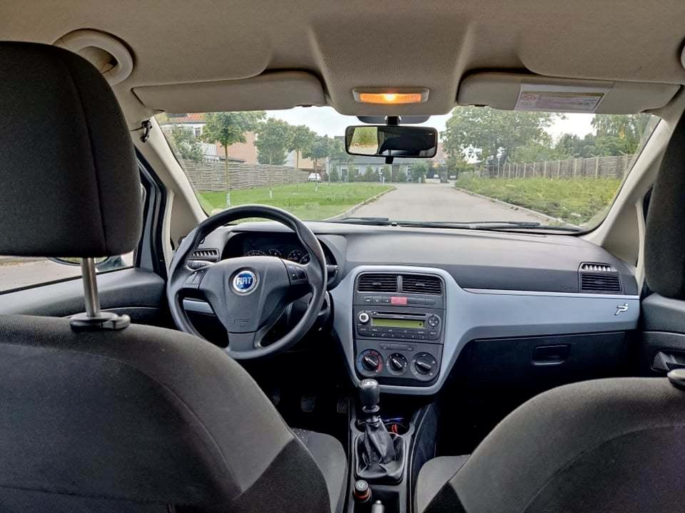 Fiat Grande Punto billede 11