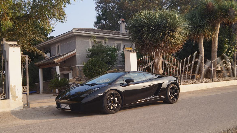 Lamborghini Gallardo billede 1