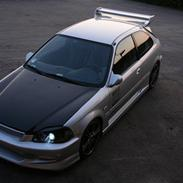Honda Civic 1,4i Turbo *SOLGT*