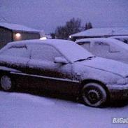 Opel Astra F 1,6 -Totalskadet-