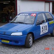 Peugeot 106(Rallycross) DØD!