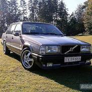 Volvo 740 tic.    solgt