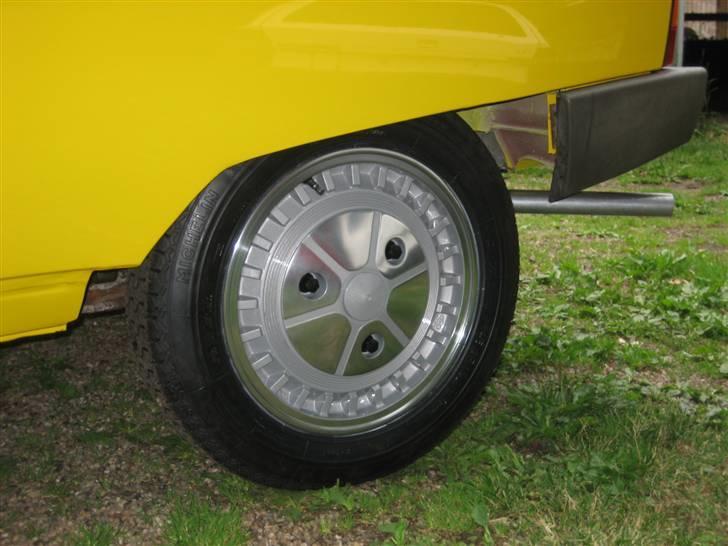 Citroën GSA Entreprise Spécial - Originale alufælge. billede 7
