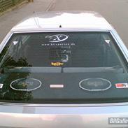Mazda 323 1,3 solgt