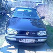 VW Golf GTI Total skadet
