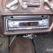 Fiat Uno blikdåse