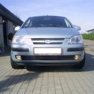 Hyundai Getz solgt