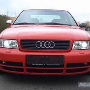 Audi a4 solgt