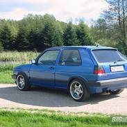VW Golf GTI 16v 2,2  solgt
