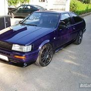 Toyota corolla coupe ae86 SOLGT