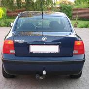 VW Passat Limosine