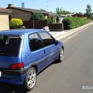 Peugeot 106 xsi *solgt*