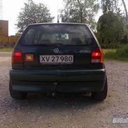 VW polo 6n