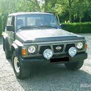 Nissan Patrol GR **solgt**