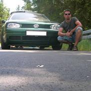 VW golf IV solgt