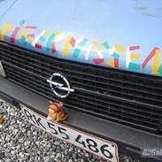 Opel kadett d 1,2S værtshuset