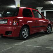 Nissan Micra *Solgt*