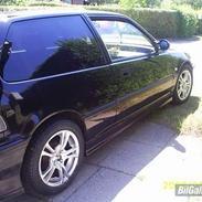 Honda Civic #Skralderkassen#