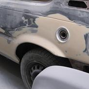 "Toyota Corolla AE92 20V Blacktop ""Godkendt"""