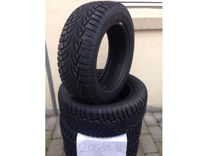 Vinterdæk - kr. 285 - brugte dæk