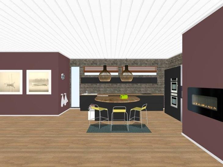 Flot køkken   køkken   uploadet af rebecca foley