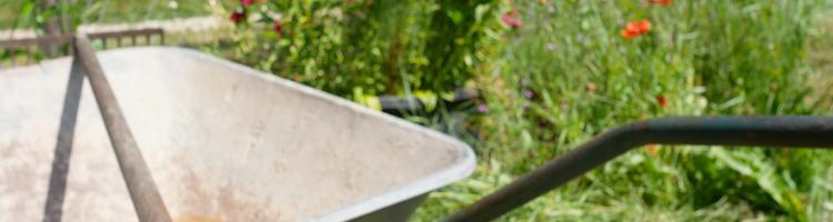 Trænger din have til en overhaling?
