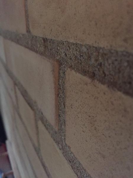 maling af murstensvæg