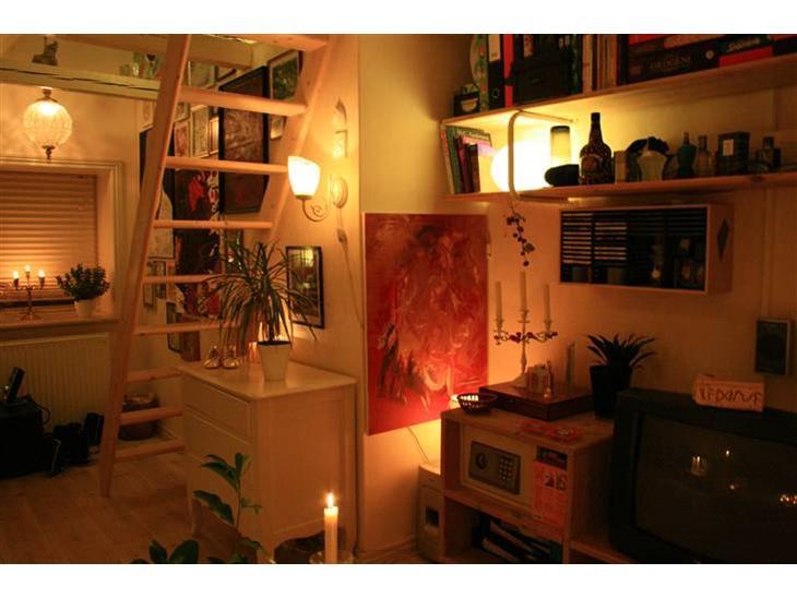 Ungdomsværelse (2)   2006   jeg har en hems hvor jeg sove...