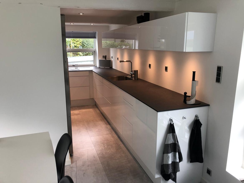 Villa Sjælland. 63m2.  Langt ude på landet...... :-) - Køkken billede 2