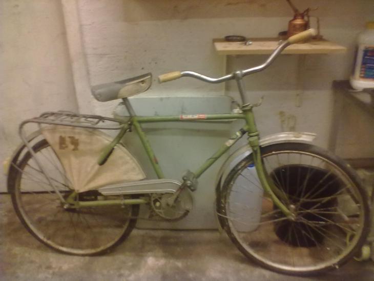 ren nostaligi lidt fra værkstedet - Diverse cykel - Uploadet af martin L