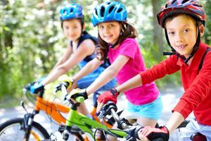 Sådan får du dit barn i gang på cykelstien