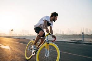 Sådan begynder du din cykelkarriere