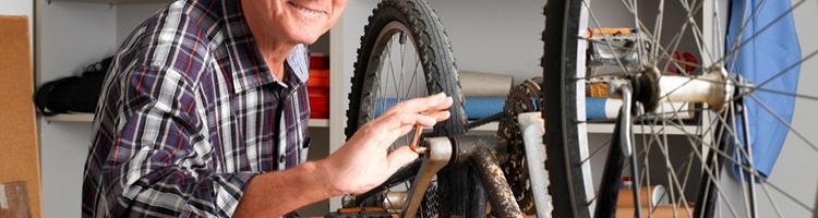 Har du afleveret din cykel til reparation?