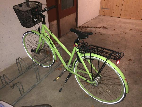 Tidssvarende Skrot eller salg af 6 år gammel cykel? - Skrevet af Louise S DC-56