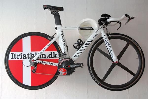 Cykelholder til Væggen? - Skrevet af Mike L