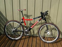 Cannondale Scalpel 3000 - 2006