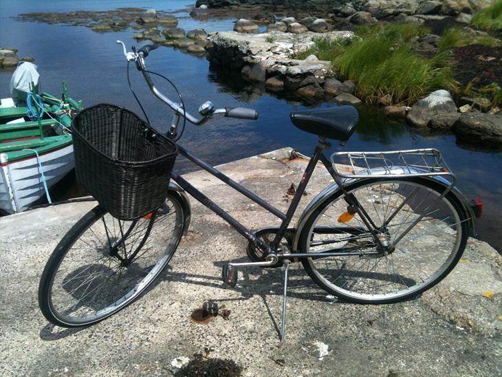 BKC Den danske cykel =) - Retro - Vis nogen ved noget om cykele...