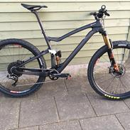 Carbon Valley Prototype Trail Bike 650B