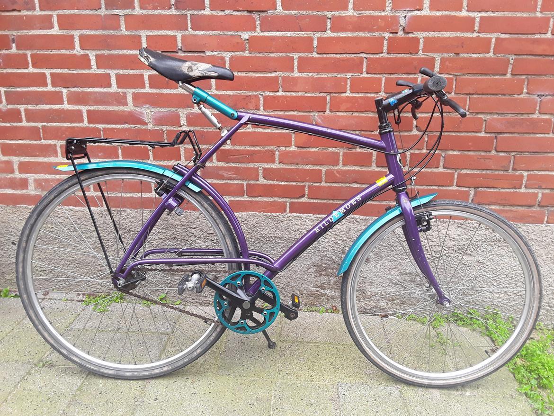 """Kildemoes Pingo """" by cykel """" årg. 1993 billede 1"""